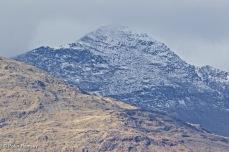Snowdon (with snow)